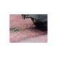 FLEXYWAY Tegelmatten visgraat motief rood